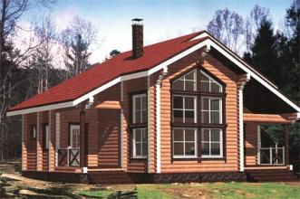 Дома из дерева: осуществляем строительство в Волынской области