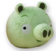 Продається м'яка іграшка свиня Angry Birds