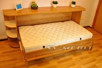 Горизонтальна шафа-ліжко, Київ. Клікайте прямо зараз!