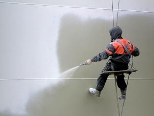 Нам під силу антикорозійний захист металевих конструкцій