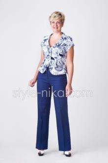 Жіночі брючні костюми великих розмірів - вибір величезний ... 7099f5bbf7ff3