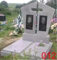 Изготавливаем памятники из мраморной крошки (Луцк, Волынская область)