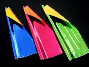 Плівка для квітів металізована з двох сторін: різноманіття кольорової гами