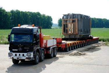 Вигідне вантажоперевезення негабаритних вантажів. Замовте!