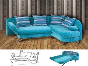 Вишуканий кутовий диван на кухню зі спальним місцем. Купуйте найкраще!