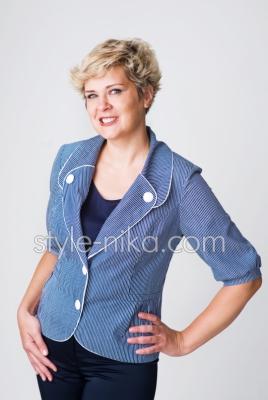Красиві жіночі жакети великих розмірів від виробника - Оголошення ... 672ba0c988aee