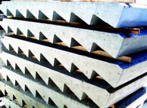 Лестничные марши (Луцк, Волынская область) из высокопрочного бетона!