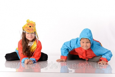 Рекомендуємо: дитячі дощовики з капюшоном купити оптом тут!