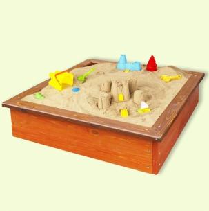 Реализуем детские песочницы в Украине