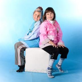 Модные детские дождевики для девочки купить оптом!