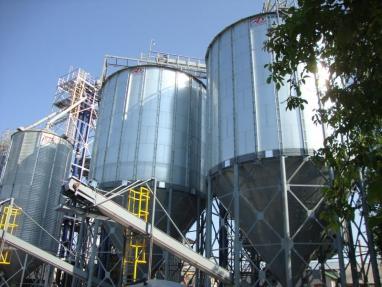 Хотите купить силос для хранения зерна в Украине? Кликайте!
