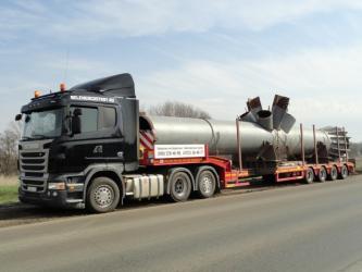 Перевозчики негабаритных грузов предлагают свои услуги!