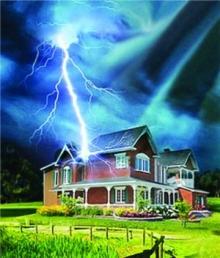 Устанавливаем надежное устройство молниезащиты зданий и сооружений