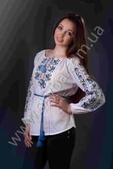 Украинская рубашка вышиванка ждет вас у нас!