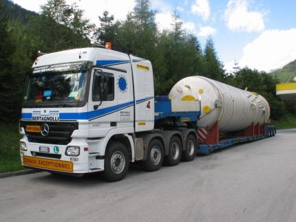 Швидко і якісно автоперевезення негабаритних вантажів в межах України
