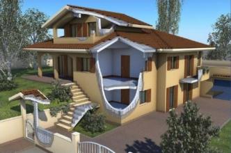 Строительство монолитных капитальных домов. Отличгая тепло-шумоизоляция. Гарантия 100 лет