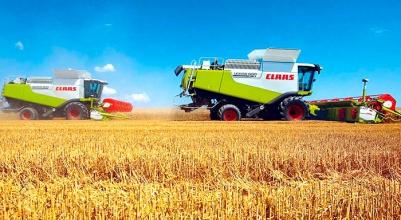 Профессиональная уборка зерновых. Хотите узнать больше?