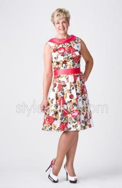 297e7fba7963 Дизайнерская женская одежда большого размера оптом! - Объявления ...
