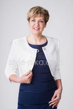 Рекомендуємо за вигідною ціною! Модні жіночі жакети великого розміру оптом 431cc7402978c