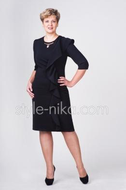 Класичні жіночі сукні від виробника оптом. Дізнайтесь більше ... dd7b0e4d05ea5