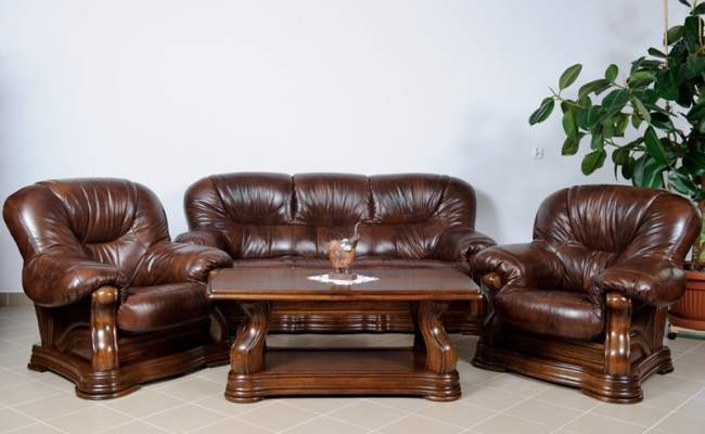 Магазины кожаных диванов
