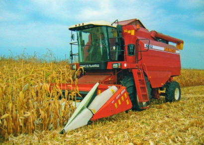 Професійні послуги з прибирання кукурудзи в Хмельницькій області