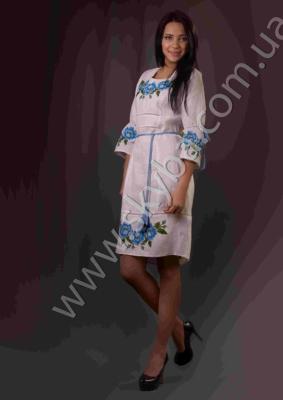 d86bbffe44bf86 Хіт сезону – плаття з українською вишивкою. Оптовий продаж ...