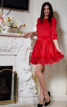 Женские трикотажные платья от производителя. Минимальные цены!