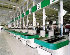 Система пневматичної пошти у супермаркетах (Київ)