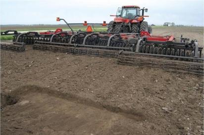 Услуги по обработке почвы в Украине - качественно, доступно, быстро