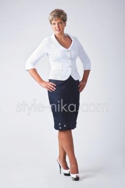 Жіночі костюми оптом  жакет + cпідниця - Оголошення - Жіночі сукні ... ee31fcd72c198