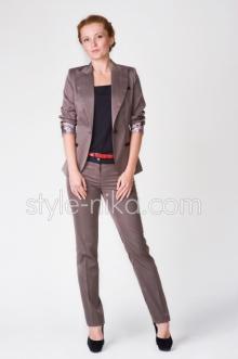 Стильно та вигідно! Жіночі костюми оптом від виробника (жакет+штани ... 95926ea92ec94