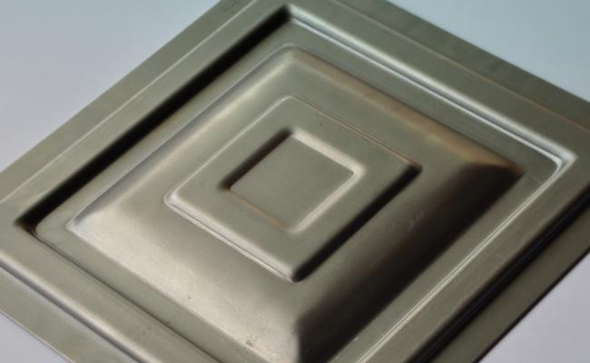 Фільонка металева (280x280x1,5 мм): купити комплект для відкатних воріт