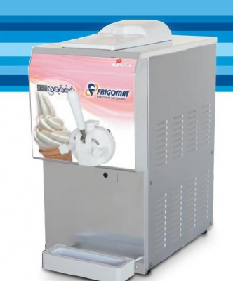 Увага, фризери для виробництва м'якого морозива з Італії