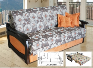 Хочете купити оригінальний широкий м'який диван? Купуйте тут