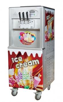 Простой в использовании фризер для мягкого мороженого BQL