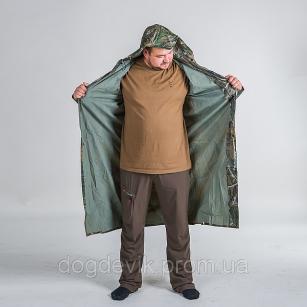 Оцініть! Дощовик рибальський камуфляж