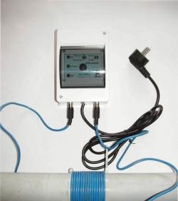 В продаже недорогой магнитный фильтр для воды