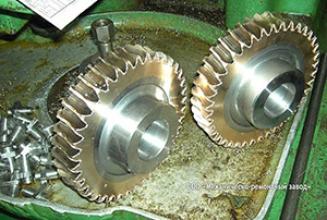 Купити колесо зубчасте (до Ø 500 і модуля 8) у виробника