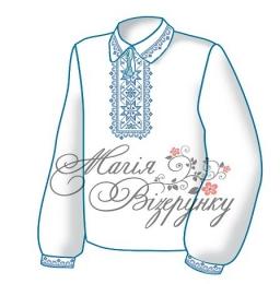 Заготовки мужских сорочек крестиком. Выбор и цены впечатляют!