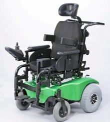 Крісло-візок з важелем - ціна нижча, ніж у інших!