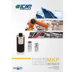 Зверніть увагу на конденсатор для компенсації реактивної потужності ICAR
