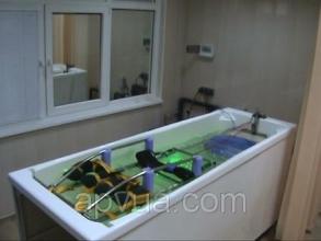 Продаємо апарати «Альціона» для витягування хребта у воді