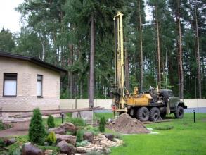 Осуществляем бурение скважин. Стоимость - лучшая в Украине