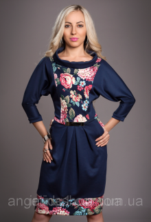Дуже гарні сукні з трикотажу - Оголошення - Купити стильні сукні ... f5a77d29758a4