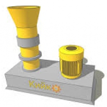 Замовити прес-гранулятор для комбікорму недорого - 200 кг на годину ваші!