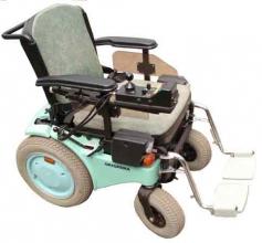 Купити електричний інвалідний візок в Україні!