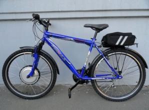 Надійні електровелосипеди купити в Україні простіше простого!