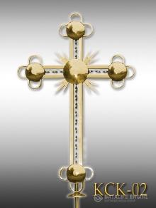 Церковні хрести з покриттям нітридом титану