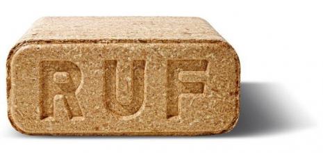 Покупайте брикеты древесные! Экономьте место для хранения топлива!